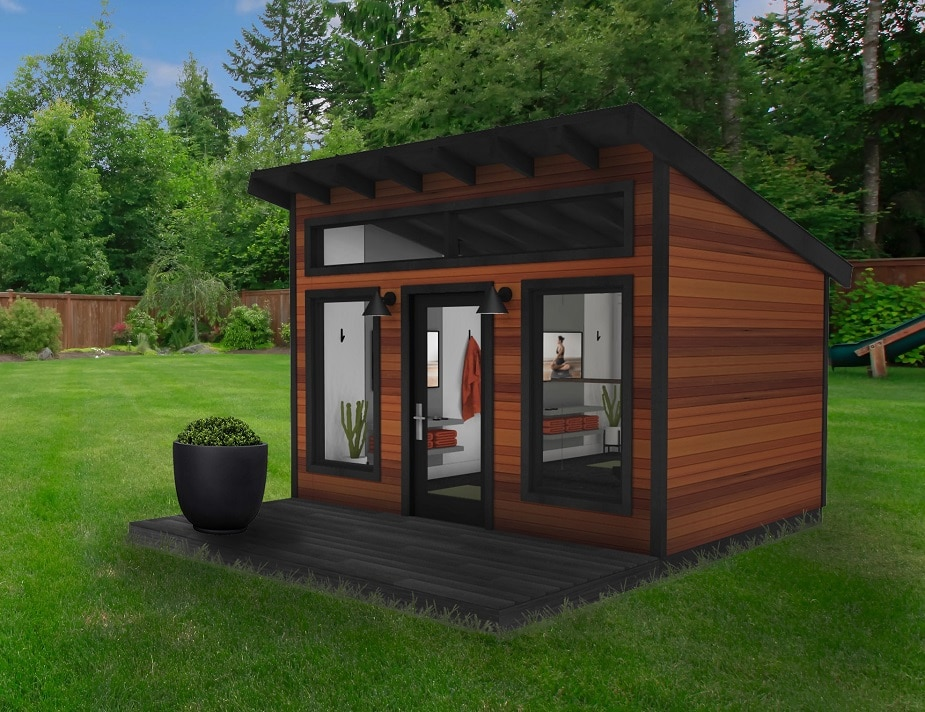 reasons for increase in shed purchases
